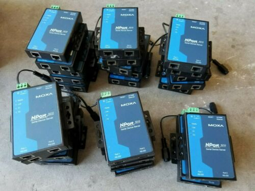 Moxa NPort 5210 Serial Device Server 2-port