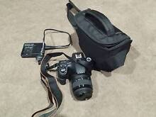 Good condition Sony a58 DSLR 18-55mm lens and bag included Toongabbie Parramatta Area Preview