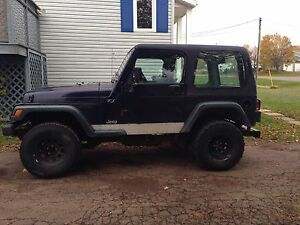 Looking for a Jeep TJ / Wrangler