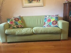Lounge 3 Seater - Harvey Norman Dural Hornsby Area Preview