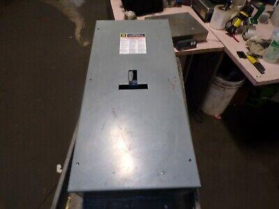 New Square D 250 Amp Circuit Breaker Enclosure J250s Nema Type 1 Indoor