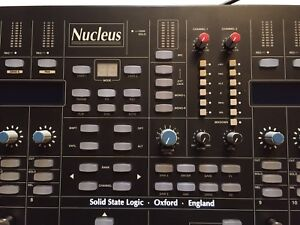 Solid State Logic Made in UK