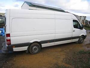 2011 MERCEDES-BENZ SPRINTER LONG WHEEL BASE 313 CDI Oatlands Southern Midlands Preview