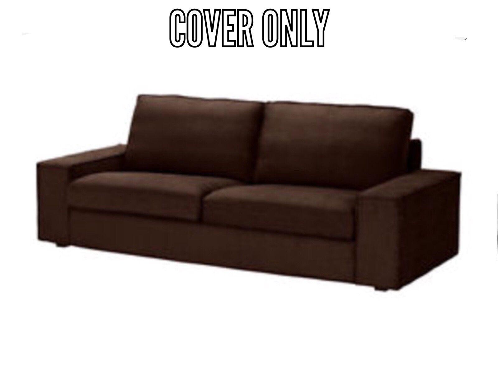kivik 3 seat sofa cover only tullinge