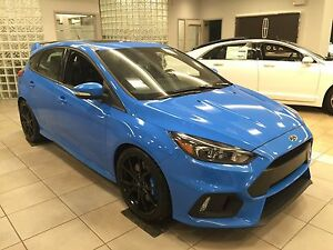 2016 Focus RS - NEW (includes $4500 rebate until March 31)