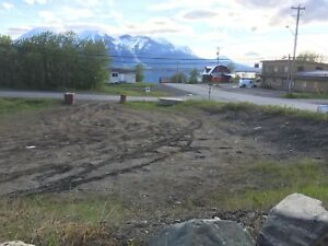 Downtown Property in Atlin, British Columbia