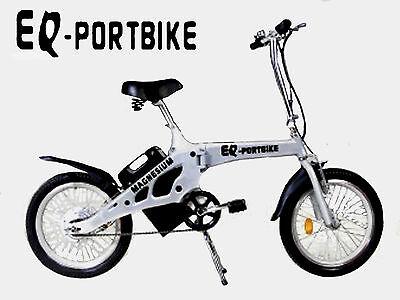 E-Bike    Pedelec    Faltrad  e bike  Klapprad  Fahrrad  faltbar Magnesium, gebraucht gebraucht kaufen  Essen