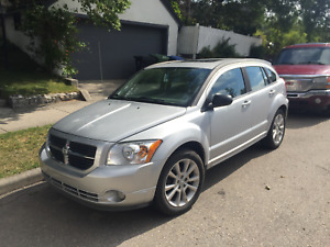 2010 Dodge Caliber! Very Low KM's (67,499) & 4 New Winter Tires!