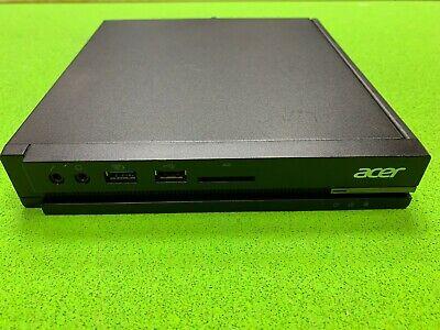 Acer Veriton N4630G USFF Mini PC i3-4130T 2.9Ghz 4GB Ram 500GB HDD Wifi Tested