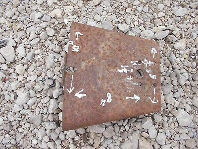 John Deere Mower Tractor Pto Power Take Off Cover Guard Shield Jd Oliver