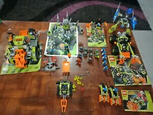 Lego Power miners bulk lot