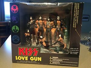 KISS LOVE GUN BOXED SET - MINT IN BOX