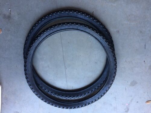 """24"""" Inch Tires, 2 Tires Durable, Good Quality!"""