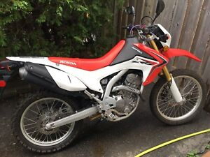 Honda CRF 250L- Superbe condition!!!
