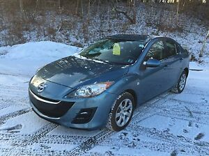2010 Mazda3 ONLY 89,000KM! NEW MVI Financing Available
