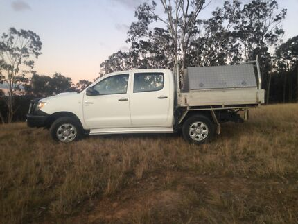 2005 Toyota Hilux Ute Newcastle Region Preview