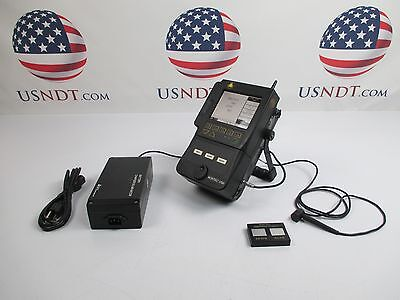 Nortec 1700 Conductivity Meter Hocking Eddy Current Flaw Ndt