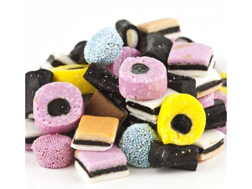 LICORICE - Assorted Licorice Allsorts (Verburg) - Select Weight