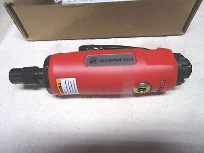 Universal Tool Ut8728 14 Die Grinder Wsoft Grip - New - Made In Taiwan