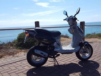 PGO Gypsy 50cc Scooter