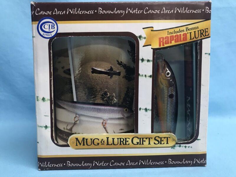 Rapala Mug & Lure Gift Set New In Box