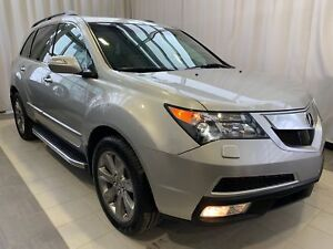 2012 Acura MDX Elite Package SH-AWD