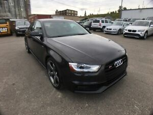 2014 Audi S4 Technik - 3.0/SPORT DIFF/RED LEATHER/ FULLYLOADED