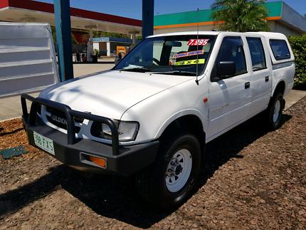 Holden Rodeo Turbo Diesel 4x4 Dual Cab Ute