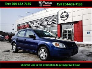 2007 Chevrolet Cobalt LS LOCAL TRADE IN! GREAT CONDITION