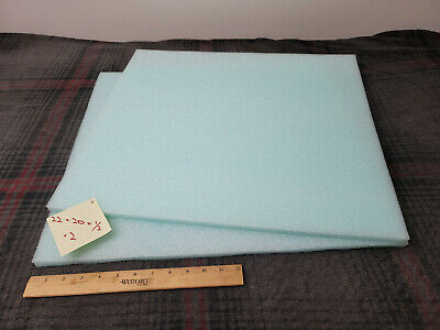 2 Polyethylene Foam Sheets 22 20 12