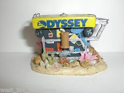 Odyssey Zeus ROV Remotely Operated Vehicle Shipwreck Marine Collectible Figure