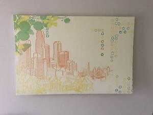 IKEA City skyline canvas print Tarragindi Brisbane South West Preview