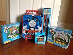 Thomas the Tank Engine Toy Bundle (5 items). New In Box Ascot Vale Moonee Valley Preview