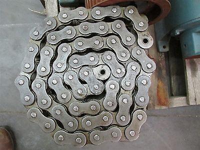 120-2R- Roller Chain 8 Ft Long