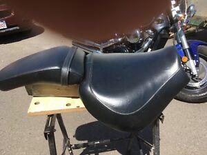 Suzuki motorcycle seat