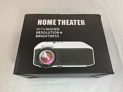 Azk Projectors,Mini Video Projector, 50% Brighter 176