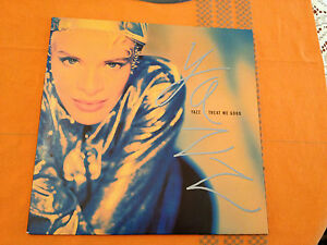 YAZZ-Treat-Me-Good-I-Want-Your-Love-1990-Aus-12-Vinyl-3-tracks-NMINT