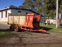 GENDORE Silage feedout wagon, very good order Elizabeth Town Meander Valley Preview