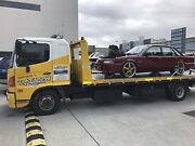 Lay Low Towing Tiltray tilt tray tow truck Gold Coast Arundel Gold Coast City Preview
