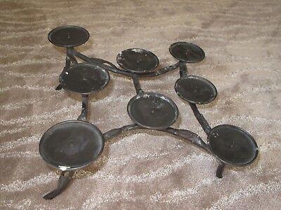 Подсвечники и аксессуары Metal Large Iron