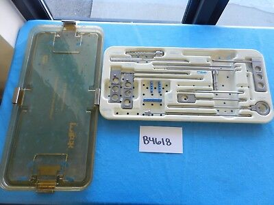 Gii Arthroscopic Arthroscopy Instrument Set W Case