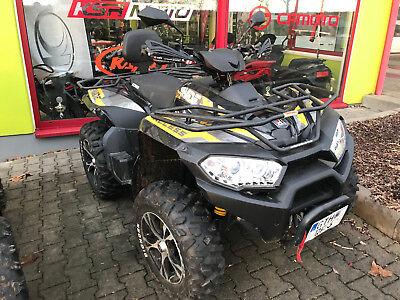 Quad / ATV Access Motor Shade Sport 850 EPS(Servo) 4x4 LoF gebraucht kaufen  Aspach