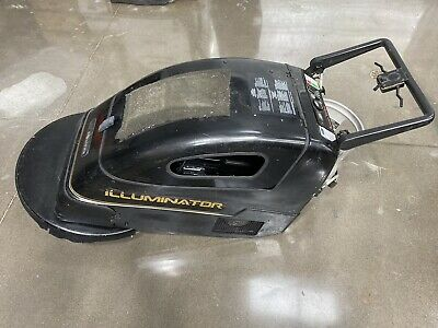 Used - Pioneer Eclipse Illuminator Propane Buffer - Only 296 Hrs Free Shipping