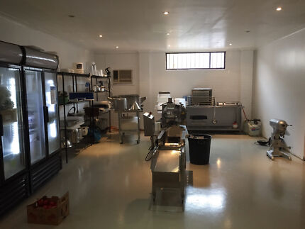 Commercial kitchen rent  White Gum Valley Fremantle Area Preview