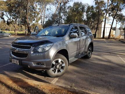 2016 Holden Colorado 7 RG MY16 Trailblazer Grey 6 Speed Sports Au Salisbury East Salisbury Area Preview