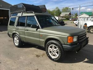 Land Rover Discovery Series II Familiale 4 portes SE