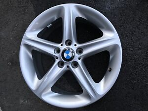 Bmw wheels staggered setup 18""