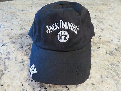 Jack Daniel's Old No. 7 Men's Adjustable Embroidered Promotional Hat