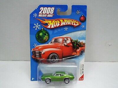Hot Wheels Olds 442 w30 2008 Holiday Rods