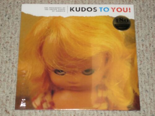 Presidents of the United States of America KUDOS TO YOU   180gr  SEALED LP